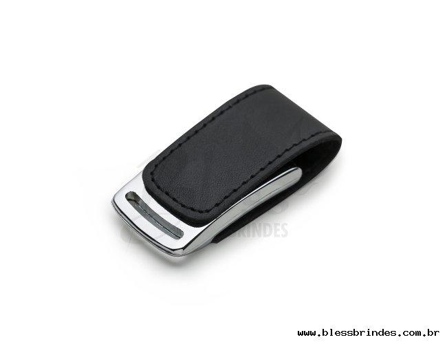 Pen Drive Couro  4-8-16GB