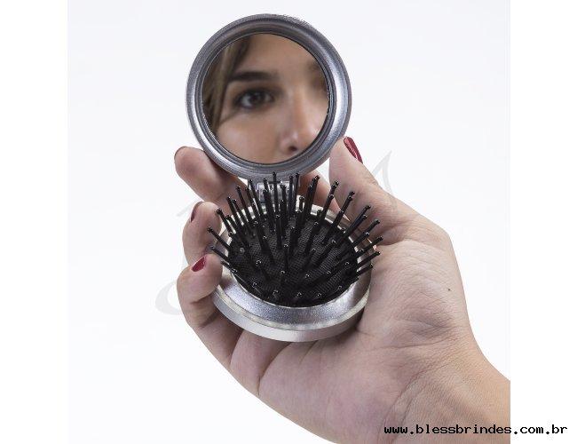 Escova com Espelho