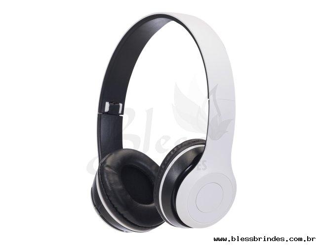 Fone de Ouvido Bluetooth Brilhante