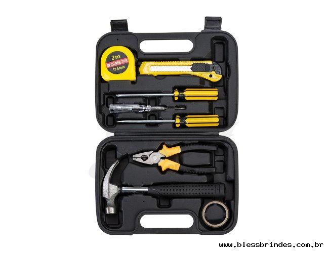 Kit ferramenta 8 peças